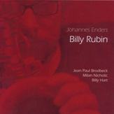 CD Billy Rubin von Johannes Enders
